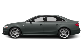 2015 Audi A4 FrontTrak Sedan w/o Sunroof