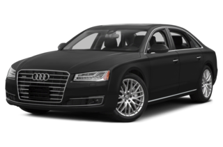 2015 Audi A8 3.0T quattro Long Wheelbase Sedan