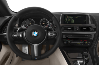 2015 BMW 640 640 RWD Convertible