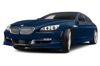 2015 BMW ALPINA B6 Gran Coupe ALPINA B6 Gran Coupe Base