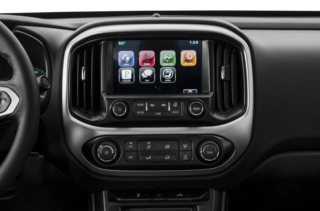 2015 Chevrolet Colorado Base 4x2 Extended Cab