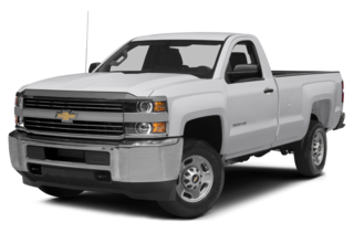 2015 Chevrolet Silverado 2500HD 2500HD LT 4x2 Regular Cab