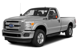 2015 Ford F-250 XL 4x2 SD Regular Cab