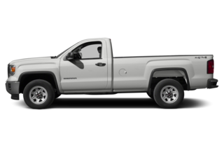 2015 GMC Sierra 1500 Base 4x2 Regular Cab 6.5 ft Box