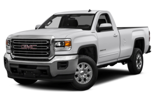 2015 GMC Sierra 2500HD 2500HD SLE 4x2 Regular Cab