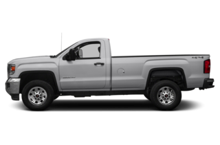 2015 GMC Sierra 3500HD 3500HD SLE 4x2 Regular Cab