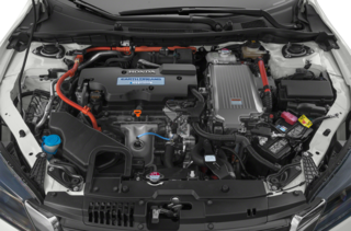 2015 Honda Accord Hybrid Hybrid Base