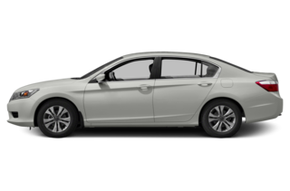 2015 Honda Accord LX (M6) Sedan