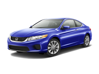2015 Honda Accord LX-S (M6) Coupe