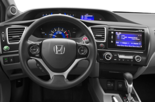 2015 Honda Civic Hybrid Hybrid Base (CVT)