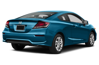 2015 Honda Civic LX (M5) Coupe