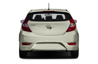 2015 Hyundai Accent GS (M6) Hatchback