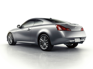 2015 Infiniti Q60 Journey (A7) RWD Coupe