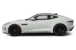 2015 Jaguar F-TYPE Base Coupe