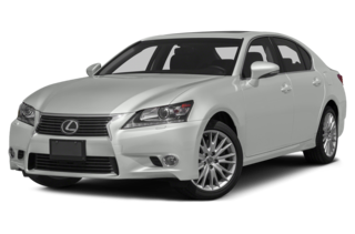 2015 Lexus GS 350 350 Base RWD