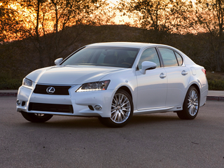 2015 Lexus GS 450h 450h Base
