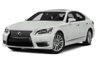 2015 Lexus LS 460 460 Base RWD Sedan