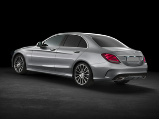 2015 Mercedes-Benz C-Class C300 RWD Sedan