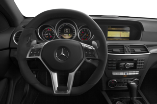 2015 Mercedes-Benz C-Class C63 AMG RWD Coupe