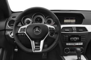 2015 Mercedes-Benz C-Class C250 RWD Coupe