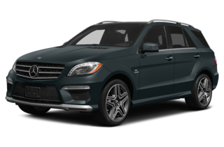 2015 Mercedes-Benz M-Class M-Class ML63 AMG AWD