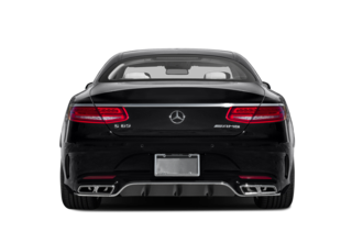 2015 Mercedes-Benz S-Class S65 AMG RWD Coupe