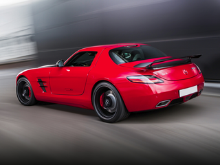 2015 Mercedes-Benz SLS AMG  AMG Coupe