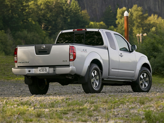 2015 Nissan Frontier S (A5) 4x2 King Cab