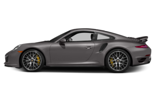 2015 Porsche 911 Turbo (PDK) AWD Coupe