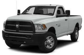 2015 RAM 3500 Tradesman 4x2 Regular Cab