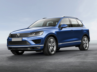 2015 Volkswagen Touareg Hybrid V6 4dr All-wheel Drive 4MOTION