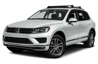 2015 Volkswagen Touareg V6 Sport (A8) 4dr All-wheel Drive 4MOTION