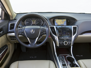 2016 Acura TLX Base 4dr Front-wheel Drive Sedan