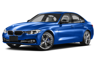 2016 BMW 320 320 i (A8) 4dr Rear-wheel Drive Sedan