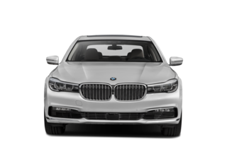 2016 BMW 740 740 i 4dr Rear-wheel Drive Sedan