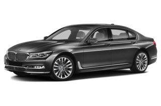 2016 BMW 7 Series Prices and Trim Information Car com