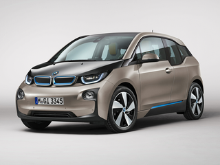 2016 BMW i3 4dr Rear-wheel Drive Hatchback