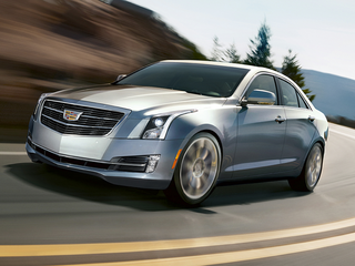 2016 Cadillac ATS 2.0L Turbo Luxury