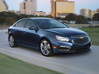 2016 Chevrolet Cruze Limited Limited L Manual