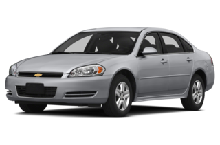 2016 Chevrolet Impala Limited Limited LS