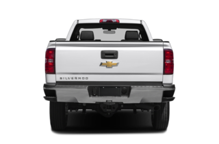 2016 Chevrolet Silverado 2500HD HD WT 4x4 Regular Cab 8 ft. box 133.6 in. WB