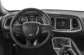 2016 Dodge Challenger SXT Rear-wheel Drive Coupe