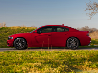 2016 Dodge Charger SE 4dr Rear-wheel Drive Sedan
