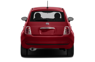 2016 FIAT 500 Easy 2dr Hatchback