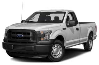 2016 Ford F-150 XL 4x2 Regular Cab Styleside 6.5 ft. box 122 in. WB