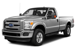 2016 Ford F-250 XL Regular Cab 8 ft. box 137 in. WB