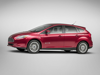 2016 Ford Focus Electric Electric Base 4dr Hatchback