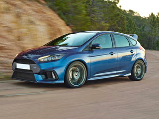 2016 Ford Focus RS RS Base 4dr
