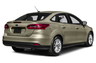 2016 Ford Focus S 4dr Sedan