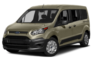 2016 Ford Transit Connect XLWagon LWB